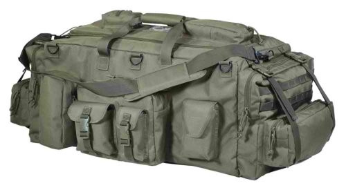 "OD ""MOJO"" Loadout Bag By Voodoo Tactical"