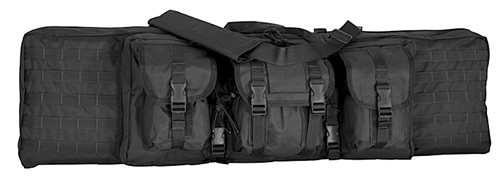 "Black 46"" Padded Weapons Case"