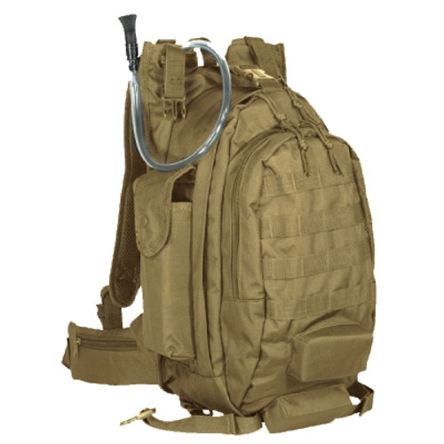 Coyote Low Profile Ruck