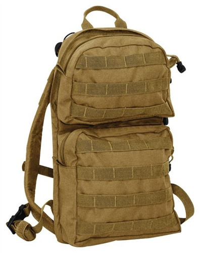 Coyote Brown Merced Hydration Pack