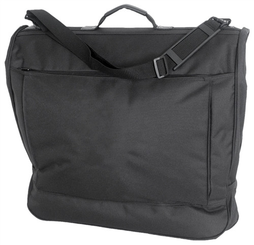 "Black 46"" Foldable Garment Bag"