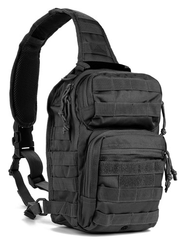 Black Conceal Carry Rover Sling Pack