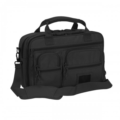 Black Pro-Ops Briefcase By Voodoo Tactical