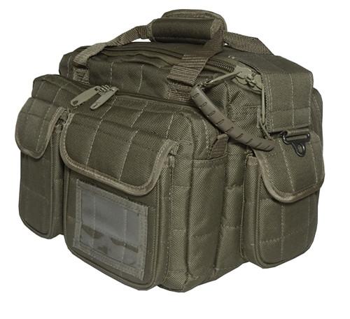 Olive Drab 10 Pocket Range Bag