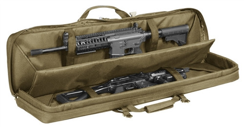 """Coyote Deluxe 42"""" Padded Weapons Case"""