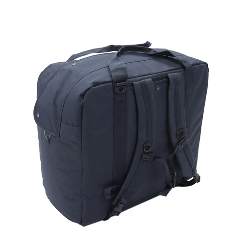 Navy Blue Jumbo Flyers Kit Bag Backpack