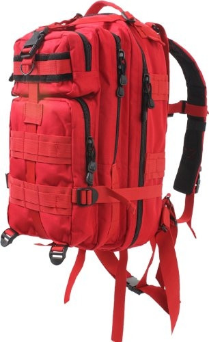 Red Medium Transport Pack