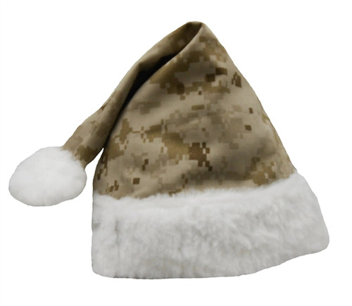 Digital Desert Santa Hat