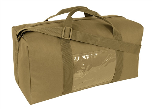 Coyote Small Duffle
