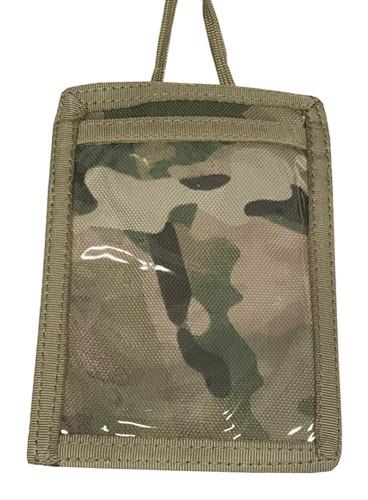 Multicam OCP Military Neck ID Holder