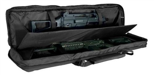 "Black 36"" Padded Weapons Case (No B/P Straps)"