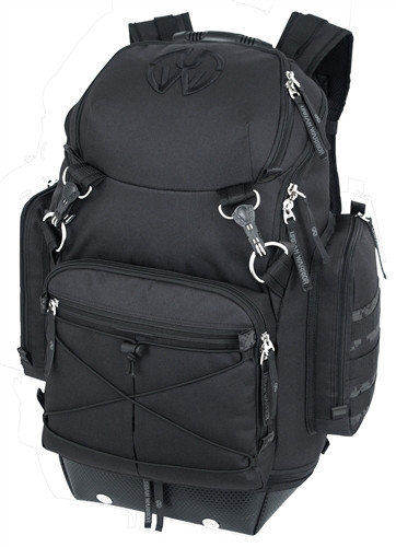 Black Urban Warrior Backpack