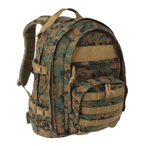 Digital Woodland Marpat 3 Day Elite By S.O.C.