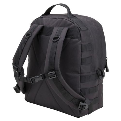 Black Molle Backpack