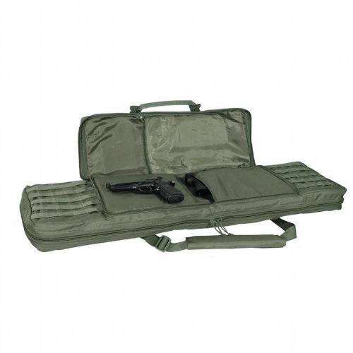 """Olive Drab 42"""" Padded Weapons Case"""
