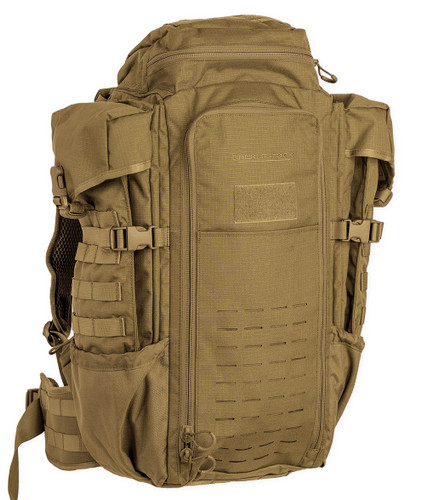 Coyote Brown Eberlestock Halftrack Pack