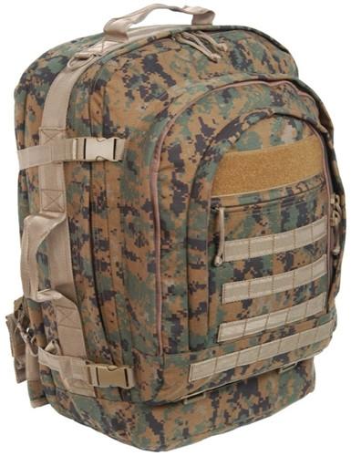Digital Woodland Marpat S.O.C. Bugout Bag