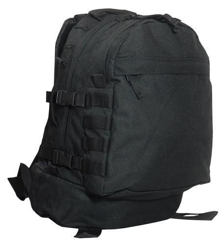 Black Stryker Backpack