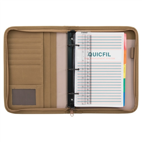 Coyote Large Military Day Planner