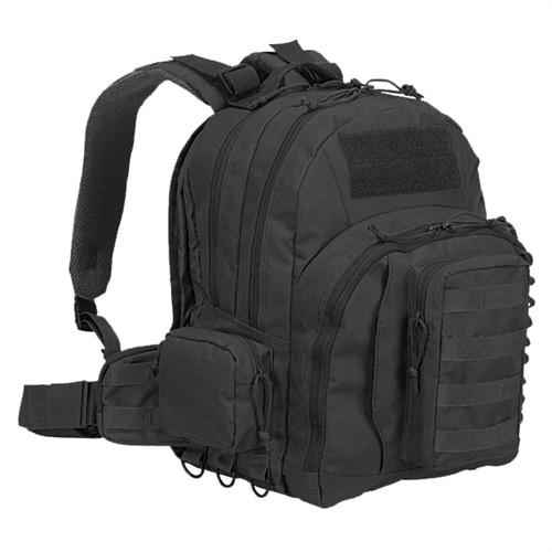 Black Low Drag Pack By Voodoo Tactical