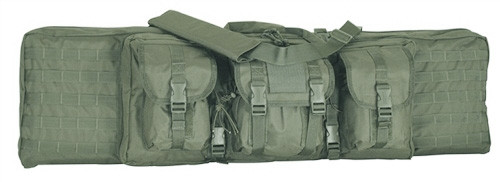"""Olive Drab 46"""" Padded Weapons Case"""