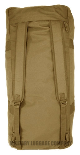 Coyote Brown Convertible Duffle/Backpack