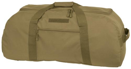Coyote Brown Convertible Duffle/Backpack