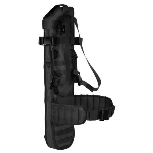 Black Assault Rifle Scabbard By Voodoo Tactical