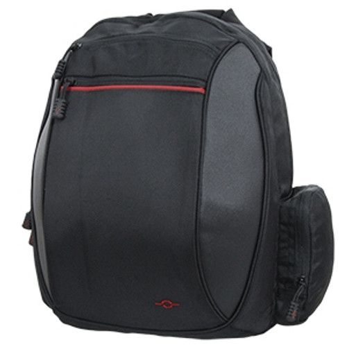 Black Tracker Backpack