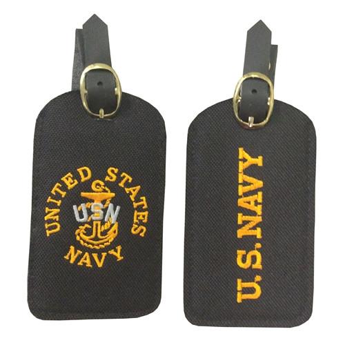 Box Of 100 U.S. Navy Luggage Tags