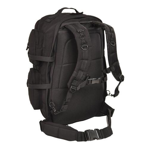 Black Long Range Bug Out Bag By S.O.C. ... 2a64bce7c0b94