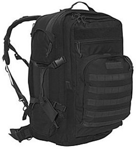 Black Long Range Bug Out Bag By S.O.C.