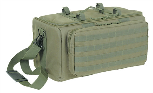 OD Range Bag with Mat By Voodoo Tactical
