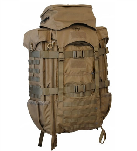 Coyote Brown Eberlestock Skycrane II Pack