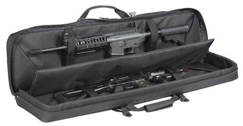"Black 42"" Padded Weapons Case"