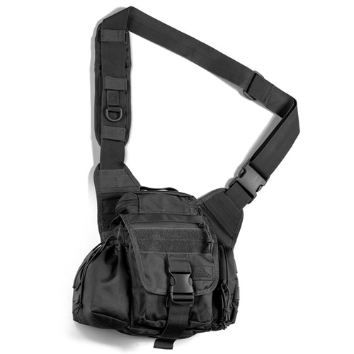 Black CCW Hipster Sling Pack