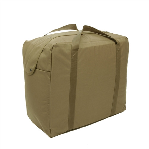Coyote Brown Jumbo Flyers Kit Bag
