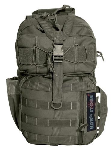 OD Hard Stone Conceal Carry Sling Bag