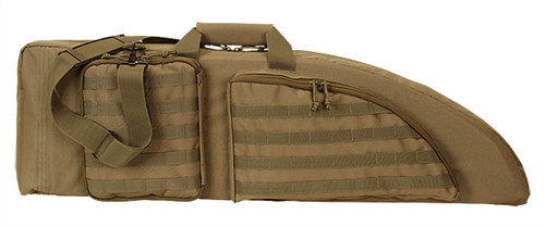 Coyote Short Drag Bag By Voodoo Tactical