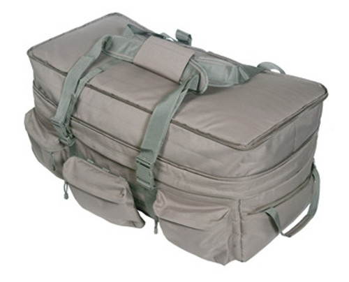 Foliage Green Extra Large Rolling Load Out Bag