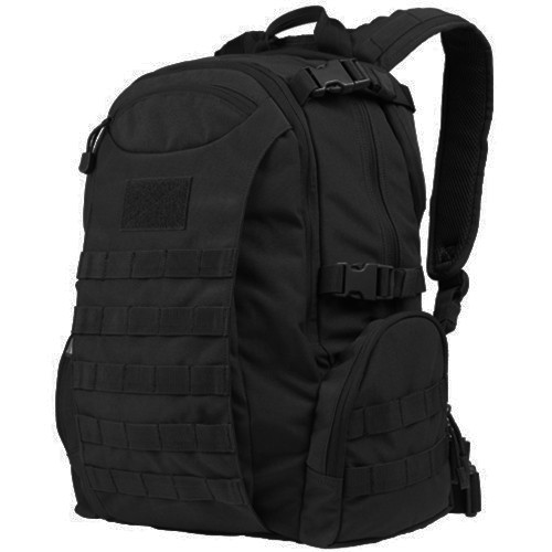 Black Commuter Pack By Condor