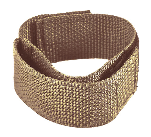 Coyote Covered Watchband