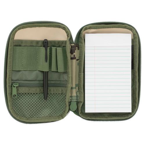 NWU Type III Field Pad with Pen