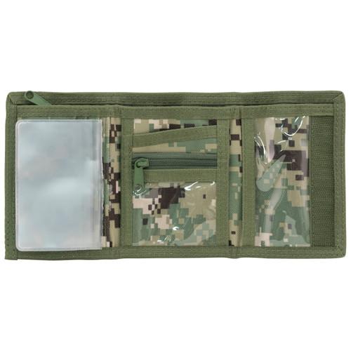 NWU Type III Tri-Fold Wallet