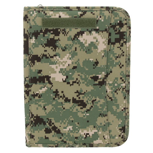 NWU Type III Zippered Padfolio