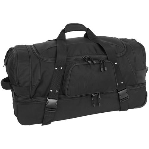 "Black 30"" Gorilla Wheeled Duffle Bag"