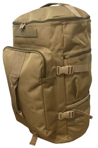 "Coyote GTFO 20"" Top Loading Duffle Bag"