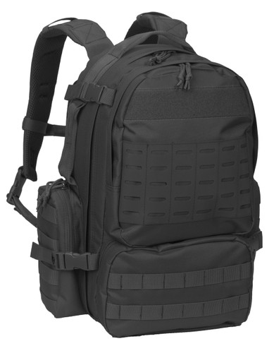 Black Rockwell Backpack By SOC