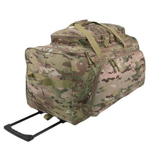 Multicam OCP Rolling Duffle Bag