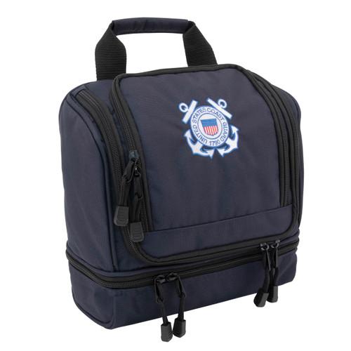 Toiletry Kit With Coast Guard Logo